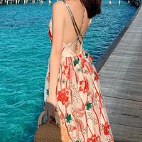 海边度假长裙