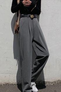 女装,阔腿裤,显瘦