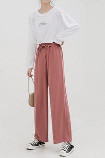 女装,直筒裤
